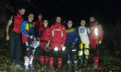 Cum a decurs salvarea motocicliștilor rătăciți în pădurea dintre Şoimoş şi Căsoaia
