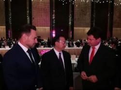 Delegație a Primăriei Municipiului Arad, în provincia Juangzu, Republica Populară Chineză