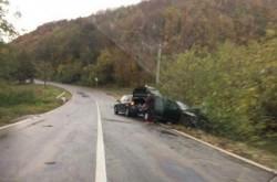 ACCIDENT rutier între Buteni și Joia Mare
