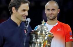 COPILul frumos al tenisului românesc învins de marele FEDERER