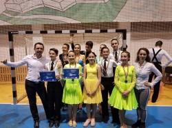 Royal Steps Arad aduce Aradului 11 medalii în ultimul weekend
