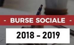 Burse sociale și medicale pentru elevii din învățământul special