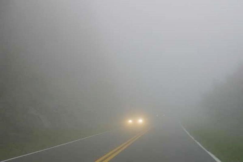 Atenție șoferi ! COD galben de ceață în Arad
