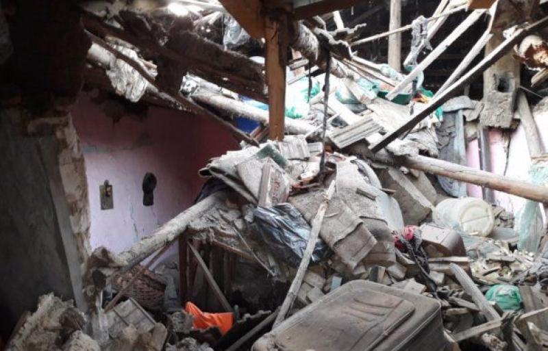 Un timișorean a vrut să se sinucidă detonând apartamentul din Călărași, unde locuia