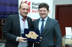 Radio România, sărbătorită la Consiliul Județean Arad