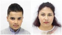 DISPĂRUȚI fără urmă din Arad. Un băiat de 15 ani și o tânără de 21 de ani sunt dați dispăruți de acasă