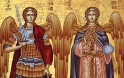 Sfinţii Arhangheli Mihail şi Gavril. Ce NU ai voie să faci azi