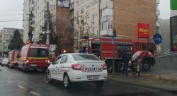 Pompierii arădeni au intervenit la un incendiu în Vlaicu. Din fericire a fost doar un exercițiu