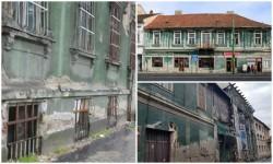Primăria Arad a definitivat lista cu imobile cu faţade neîngrijite care urmează să fie supraimpozitate