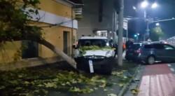 O nouă seară, un nou accident în Grădişte. Trei maşini implicate!