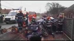 Un tânăr de 24 de ani a murit într-un GROAZNIC accident rutier, care a avut loc între Arad și Deva