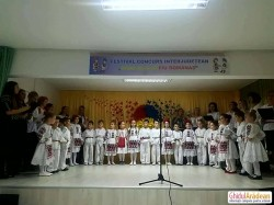 Festival-concurs: Drag mi-e să fiu românaș, la Grădinița P.P. Piticot din Arad