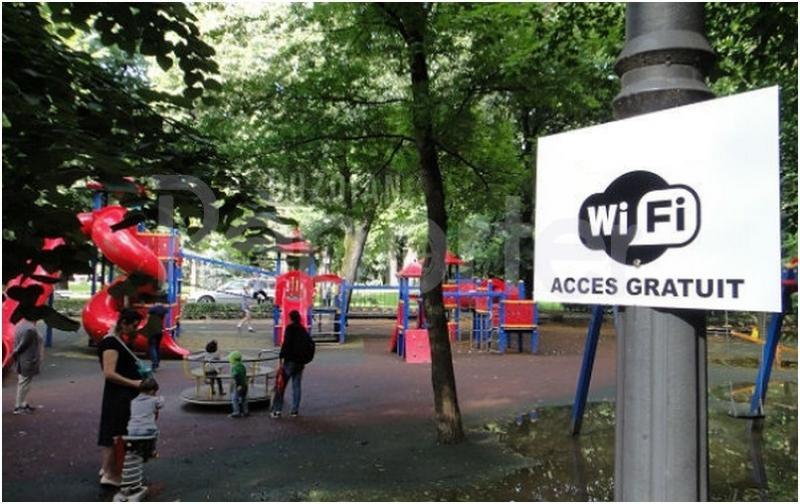 Wi-Fi gratuit în Arad cu sprijin european