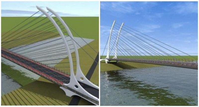 Bani europeni pentru un nou pod rutier peste Mureş