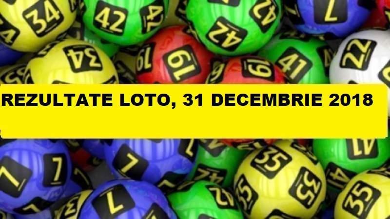 Rezultate Loto 6 din 49, Trageri Speciale de Revelion! Numere câștigătoare 31 decembrie 2018