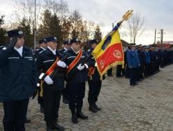 Jandarmeria Arad a primit un nou Drapel de Luptă