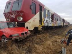GRAV accident feroviar în Timiș