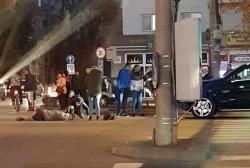 Femeie accidentată grav pe o trecere de pietoni, la Timișoara