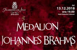 Concert pentru vioară și orchestră și Simfonia a II-a la Filarmonica din Arad