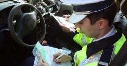 203 de sancţiuni contravenţionale aplicate de polițiștii rutieri arădeni în ultimele 24 de ore
