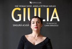 """Spectacol nou, spațiu nou. Încă o premieră pe scena Teatrului Clasic """"Ioan Slavici"""" Arad"""