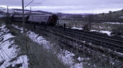 Trenul IR 1821, București – Arad a deraiat! S-a activat  planul ROŞU de intervenție