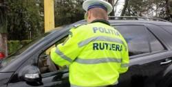 Polițiști rutieri au reținut 10 permise și 2 certificate de înmatriculare în ultimele zile