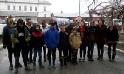Patruzeci și unu de cetățeni străini depistați, în timp ce intenţionau să treacă ilegal pe jos frontiera în zona Nădlac