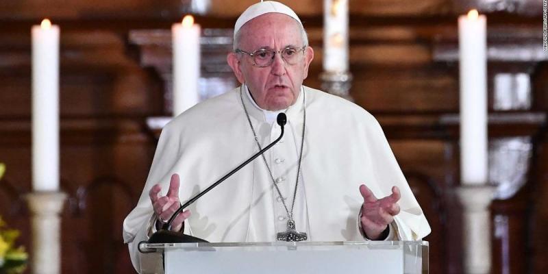 Pe 31 mai vine în România. Este vorba despre Papa Francisc