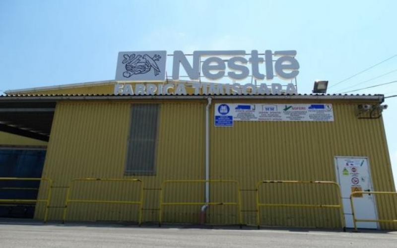 Fabrica Nestle din Timișoara se închide