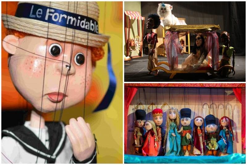 Dimineți de duminică, dimineți de poveste pe scena Trupei Marionete