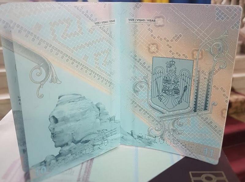 Cum arată noul paşaport şi ce trebuie să faci ca să-l obţii