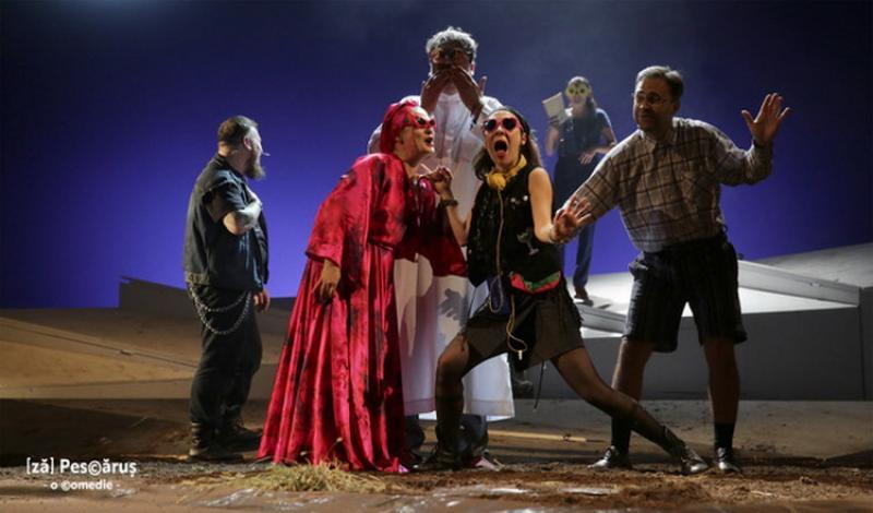 """De neratat! Maratonul teatral arădean continuă la Teatrul Clasic """"Ioan Slavici"""" Arad"""