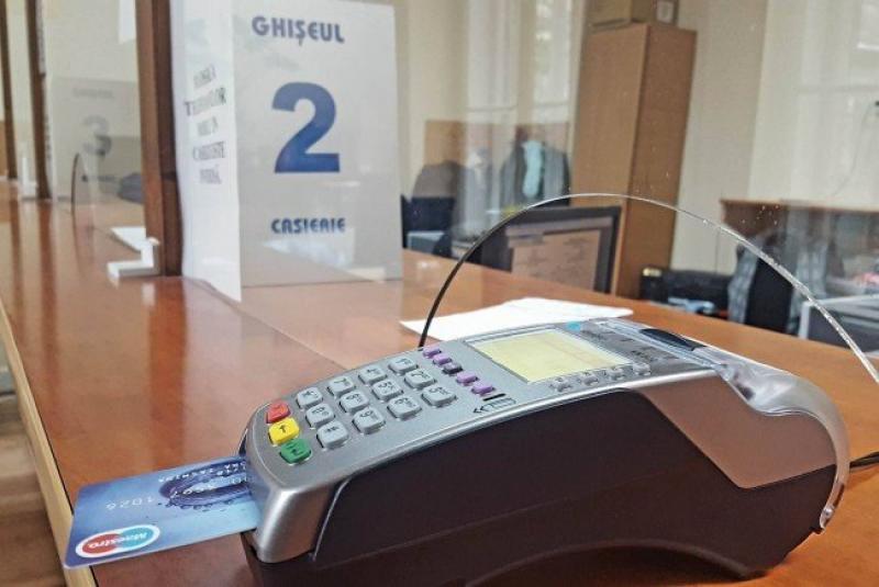Ce DATORII se pot plăti direct cu cardul bancar