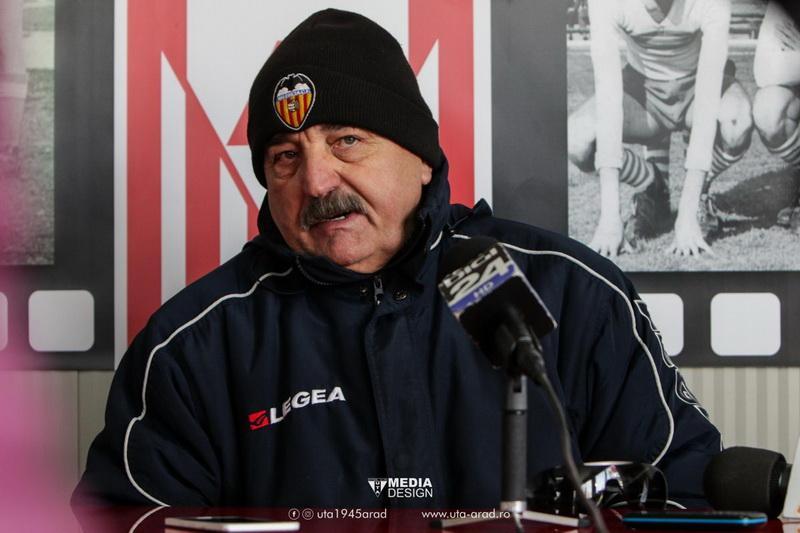 UTA pierde primul meci de pregătire în fața maghiarilor de la  Elore Bekescsaba
