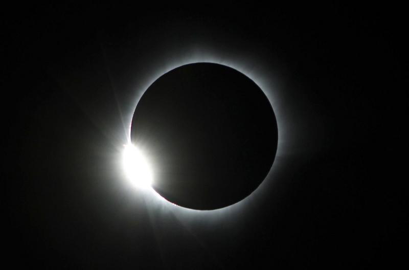 Eclipsă totală de Lună în România