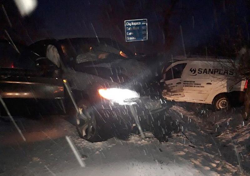 Alt accident mortal marţi dimineaţa, la ieșirea din Salonta
