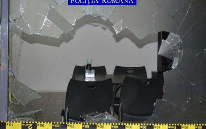 Hoții au furat seiful primăriei din Livada