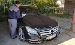 239 autovehicule furate, descoperite de poliţiştii de frontieră în 2018