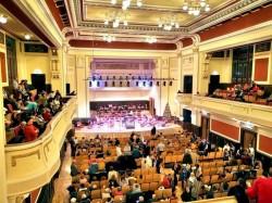 Concertul de Anul Nou la Filarmonica din Arad, unul de excepţie