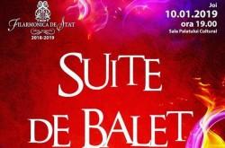 Suite de BALET la Filarmonica din Arad