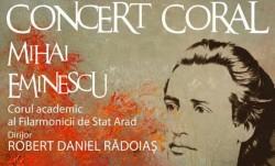Ziua Culturii Naționale la Filarmonica din Arad. Texte poetice îmbrăcate în forma sonoră