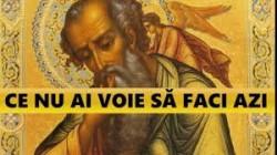 Tradiții și obiceiuri de Sfântul Ion și ce NU ai voie să faci azi