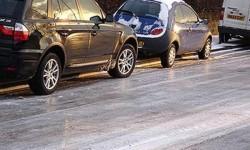 ALERTĂ șoferi! Cod galben de POLEI în județul Arad