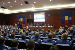 Jandarmii Arădeni și-au prezentat activitatea pe anul 2018