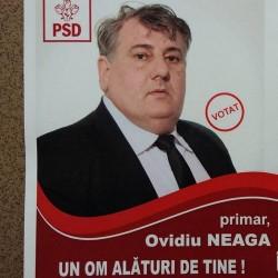 PSD Arad pierde un primar din judeţ! Neaga Ovidiu Mircea primarul comunei Dezna pierde definitiv procesul cu A.N.I.