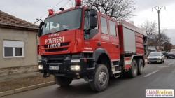 Pompierii arădeni la început de an