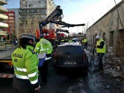 AI GRIJĂ unde îți parchezi mașina! Polițiștii locali sunt cu ochii pe șoferii indisciplinați