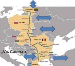 """Sergiu Bîlcea :""""Interesul Aradului şi al României este să demareze autostrada Via Carpathia"""""""