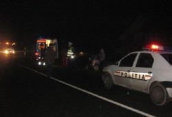 Șoferul care a accidentat MORTAL un bărbat a fugit de la locul accidentului